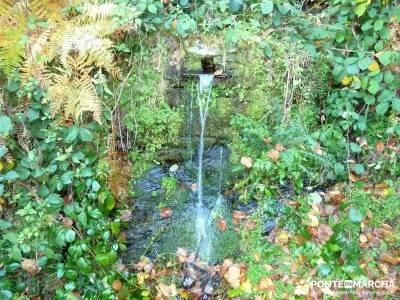Ancares lucenses; viaje Puente noviembre; ruta senderismo semana santa viajes